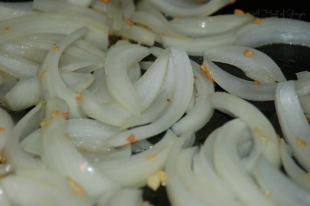 Saute - Onions