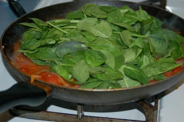 Saute - Spinach