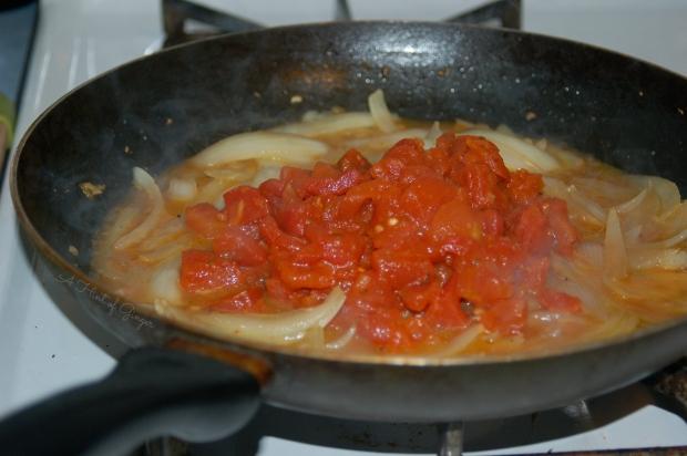Saute - Tomatoes
