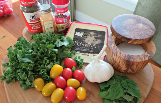 Ingredients with seasonings