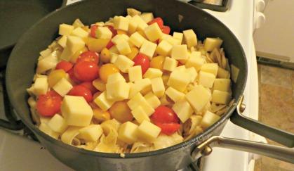 Pasta - Ingredients Together