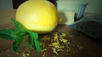Shortbread Ingredients 2
