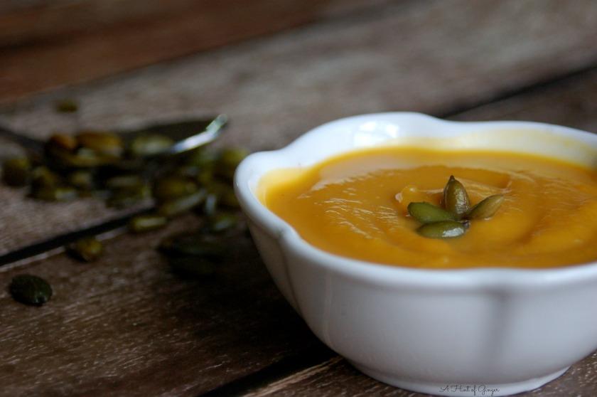 Crockpot Pumpkin Soup 3