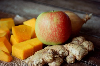 Crockpot Pumpkin Soup - Ingredients 2