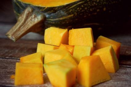 Crockpot Pumpkin Soup - Pumpkin