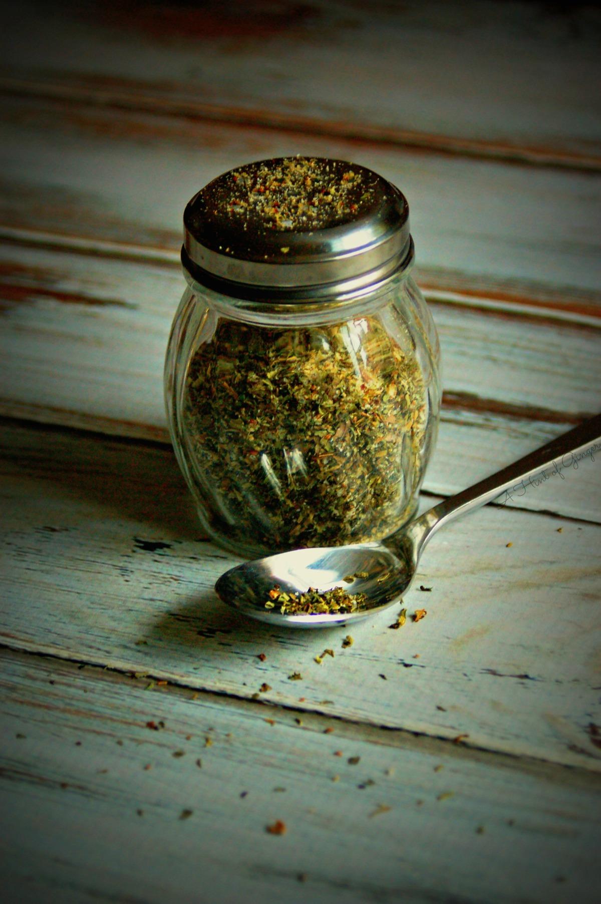 Seasoning Blends |Mediterranean