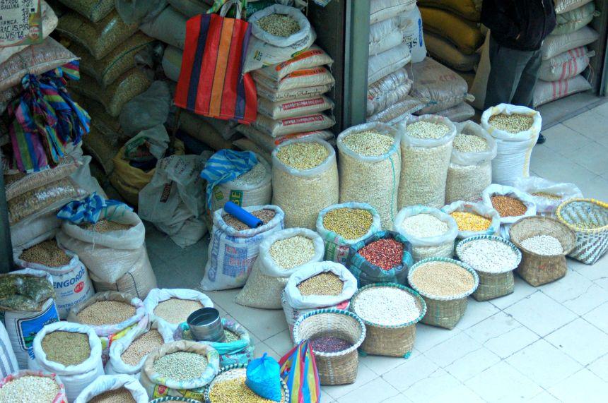 Dry Goods Market JPP