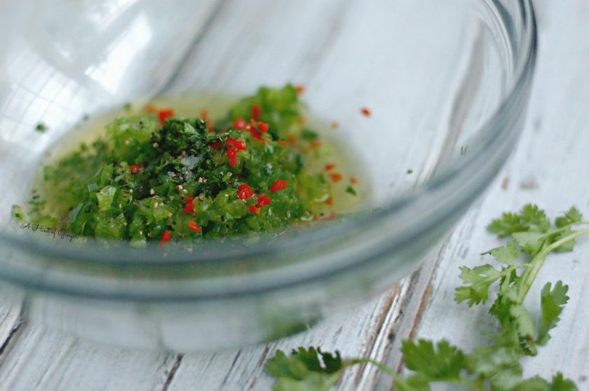 Habanero & Green Pepper Crust