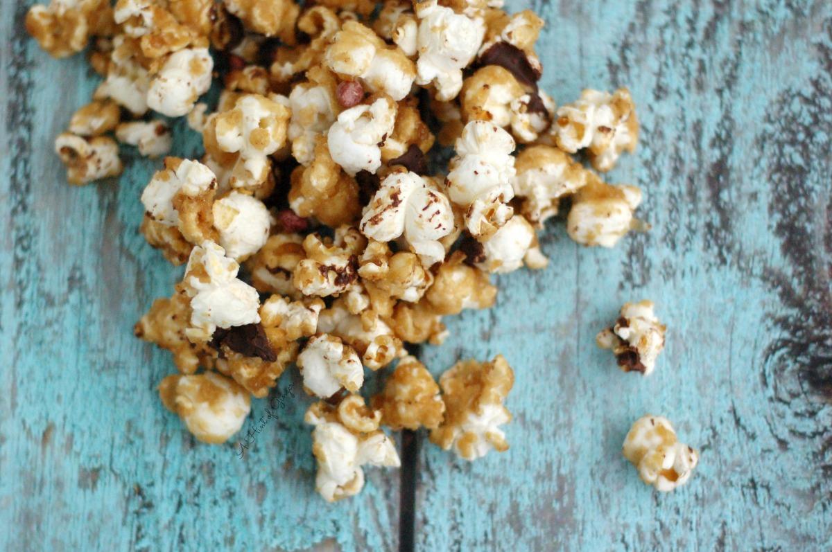 Crack Popcorn & PeanutCrunch