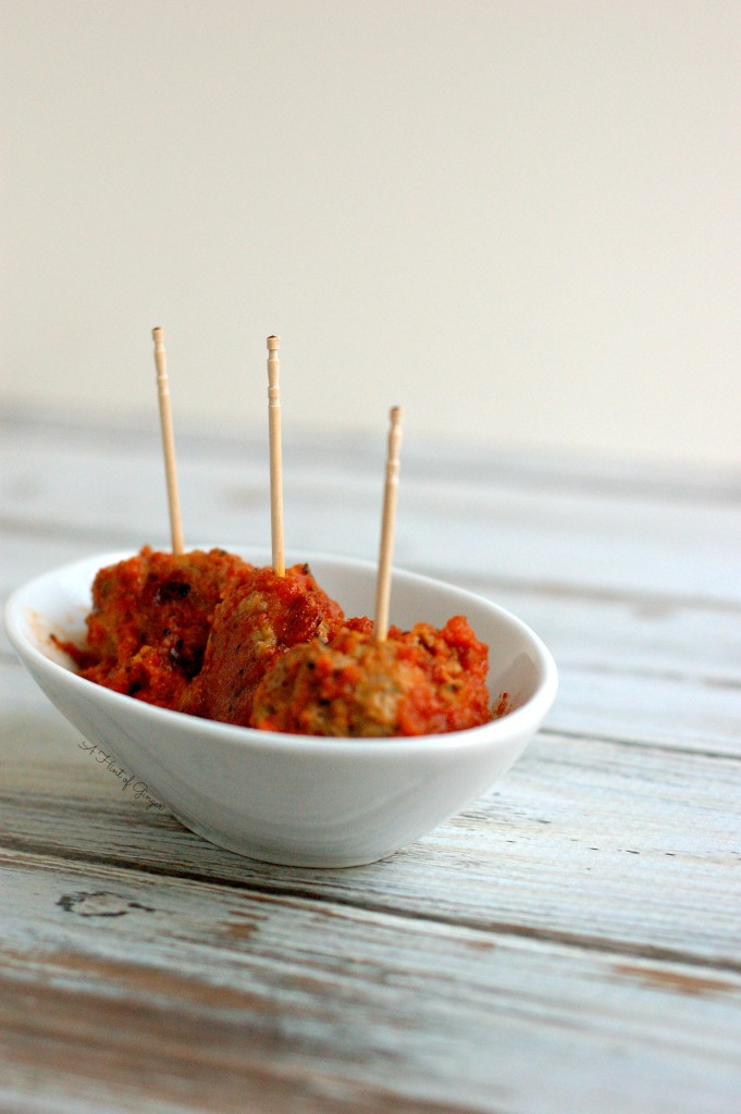 Meatballs - Appetizer
