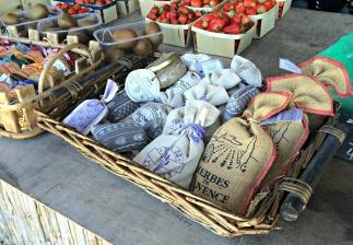 Avignon Produce Stand Herbs