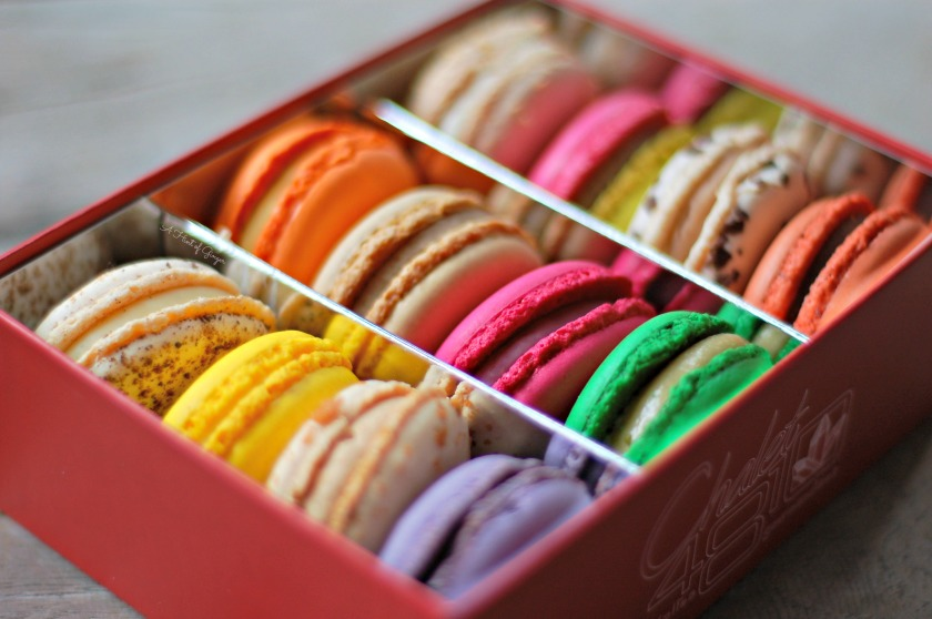 Chamonix Macarons